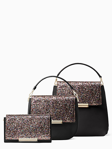 make it mine glitter flap by kate spade new york