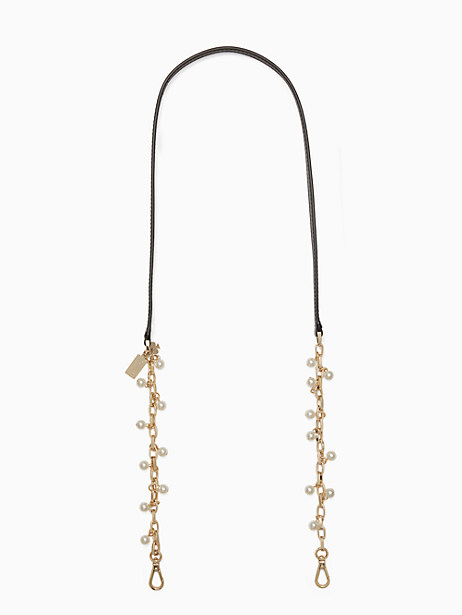make it mine pearl chain strap by kate spade new york