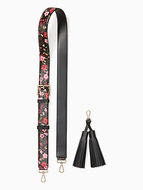 make it mine boho floral strap/tassel pack by kate spade new york