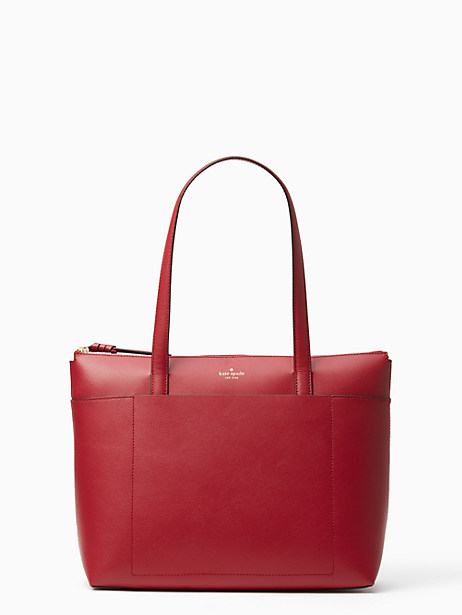 Kate Spade Holiday Lane Kendall, Rosso