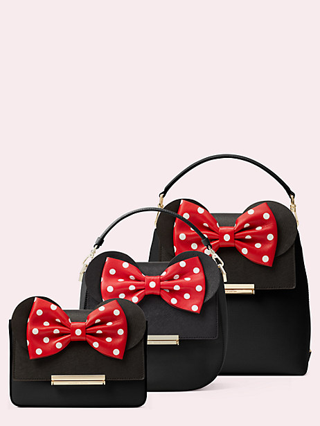 make it mine minnie mouse flap by kate spade new york