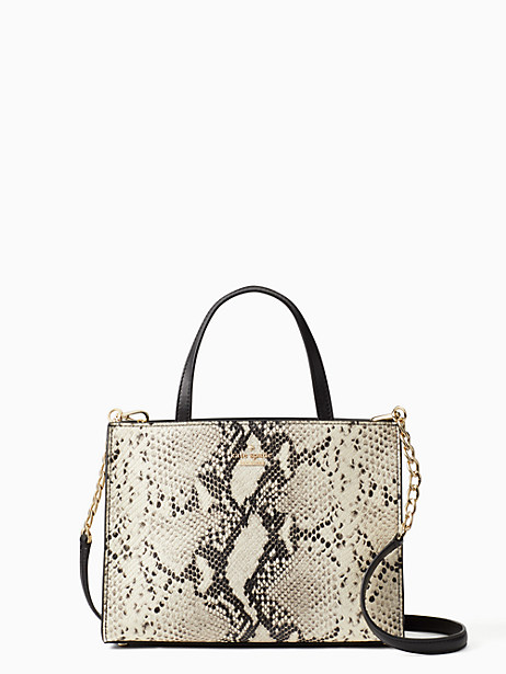 emerson snake-embossed sam by kate spade new york