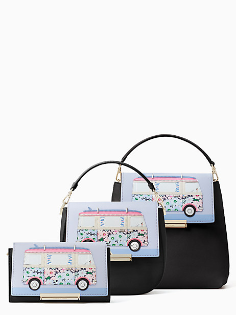 make it mine beach bus flap by kate spade new york