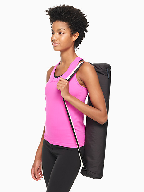 that's the spirit yoga mat bag by kate spade new york