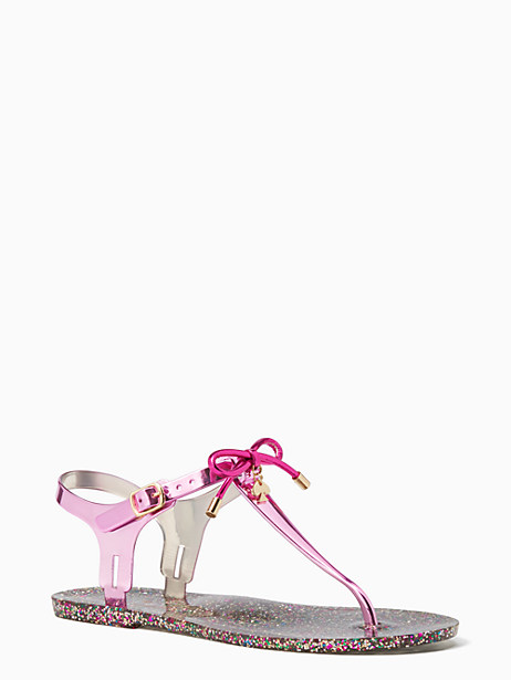 Kate Spade Fanley Sandals, Fuschia - Size 10