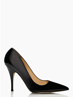 licorice heels by kate spade new york