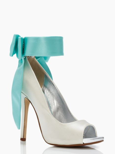 Wedding Wednesday: Kate Spade Wedding Shoes - Shop NYC Daily