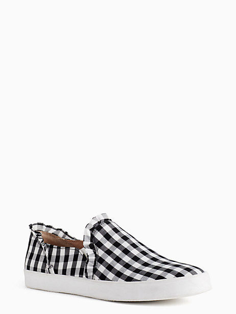 LILLY GINGHAM SNEAKERS
