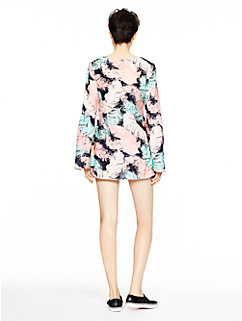 harbour island bell sleeve short by kate spade new york
