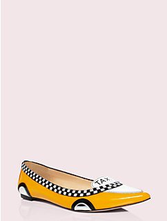 go taxi flats by kate spade new york