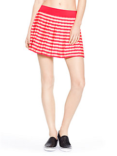georgica beach stripe cover up skirt by kate spade new york