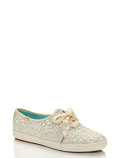 keds for kate spade new york glitter sneakers by kate spade new york