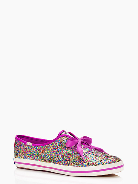 Keds X Kate Spade New York Glitter Sneakers, Glitter - Size 6