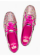 keds for kate spade new york glitter sneakers, multi glitter