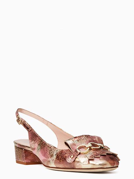 marianna heels, gold