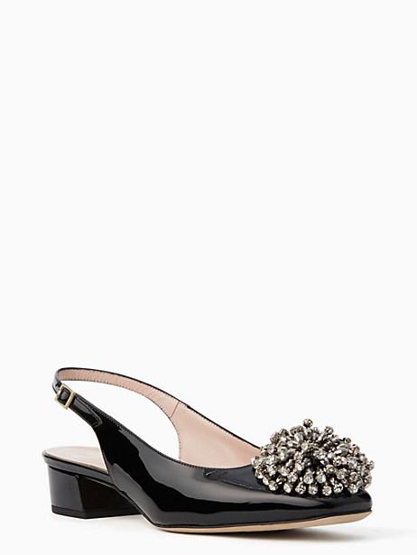 maren heels, black