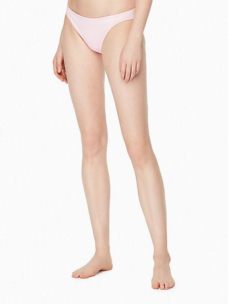 Kate Spade Plage Du Midi Classic Bikini Bottom, Blossom - Size L