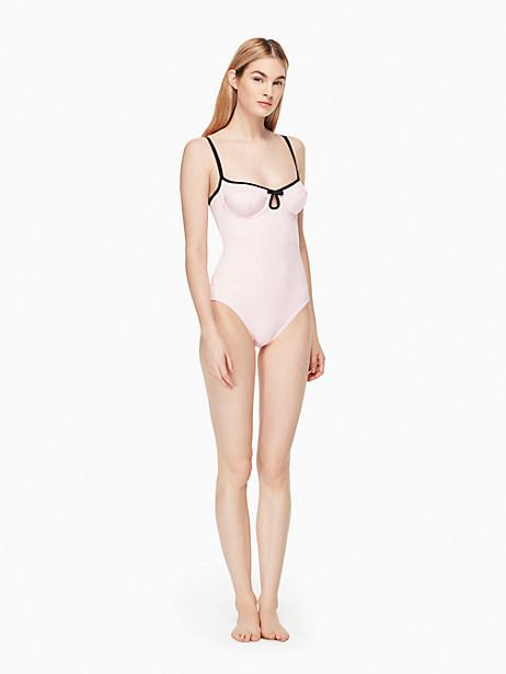 Kate Spade Plage Du Midi One-piece Swimsuit, Blossom - Size L