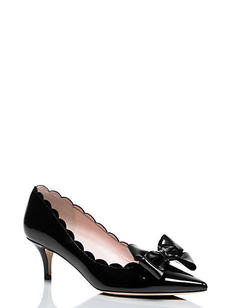 maxine heels, black