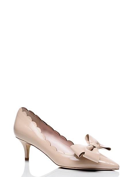 Kate Spade Maxine Heels, Powder - Size 7.5