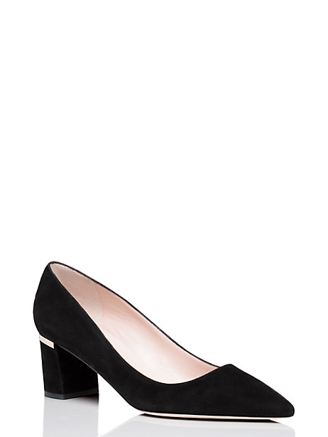 milan too heels, black