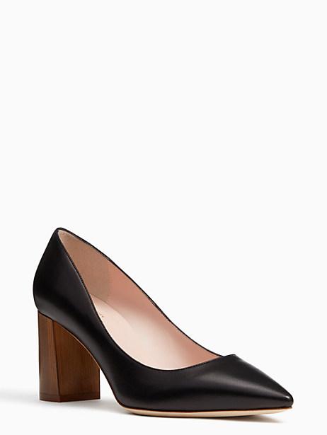julissa heels, black