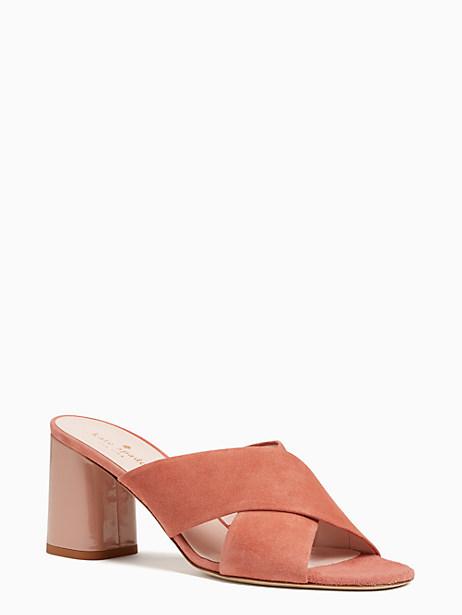 Kate Spade Denault Heels, Cumin - Size 9.5