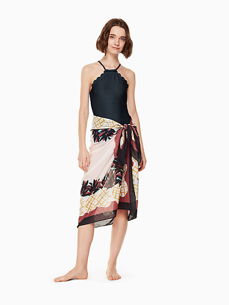 laniakea beach sarong by kate spade new york