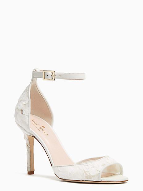 ideline heels, off white