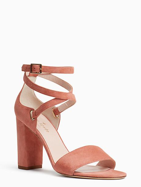 Kate Spade Isolde Heels, Cumin - Size 10