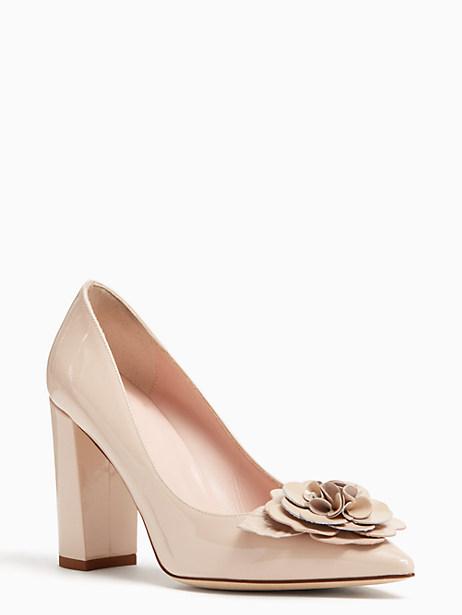 pixanne too heels, pale blush