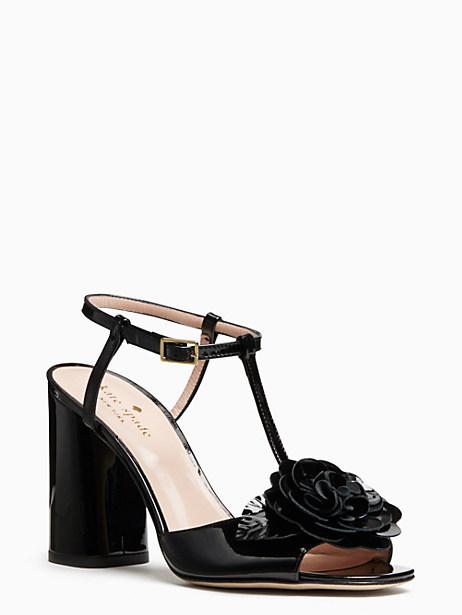 charlton heels, black