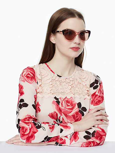 sherylyn sunglasses by kate spade new york