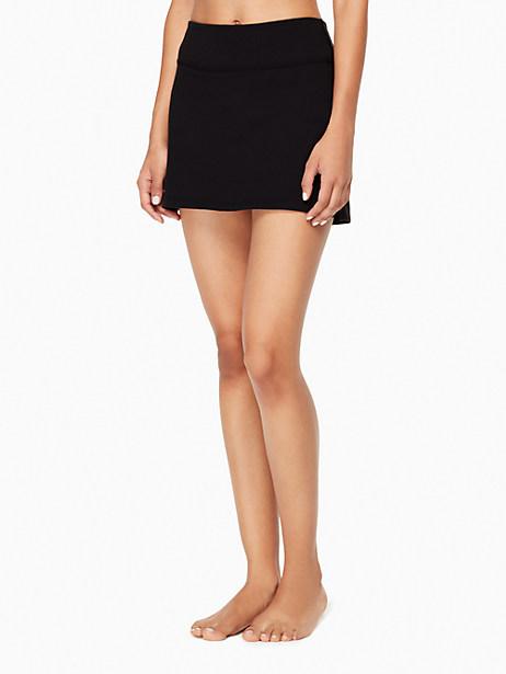 Kate Spade Side Slit Skirt, Black - Size L