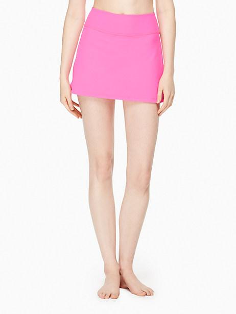 Kate Spade Side Slit Skirt, Bougainvillea - Size L