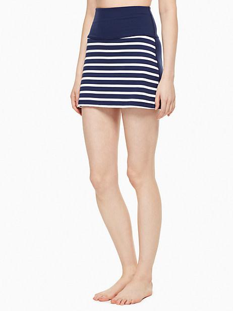 Kate Spade High Waisted Skort, Sailing Stripe - Size L