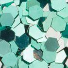turquoise multi glitter