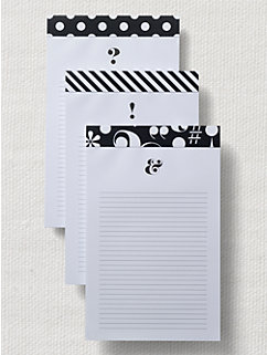 pardon my french notepad set