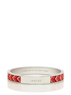 on purpose friendship bangle by kate spade new york