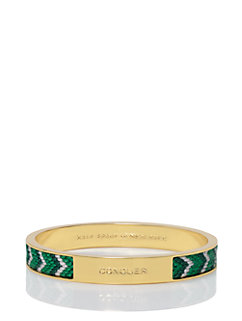 on purpose conquer bangle by kate spade new york