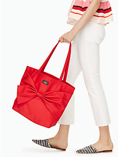 on purpose nylon tote by kate spade new york