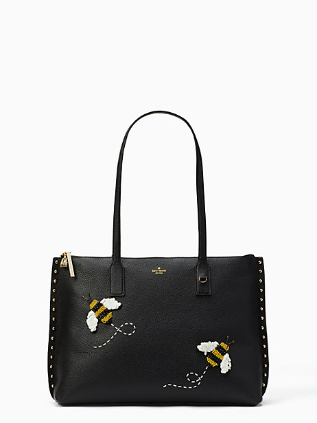 on purpose Embellished Tote by kate spade new york