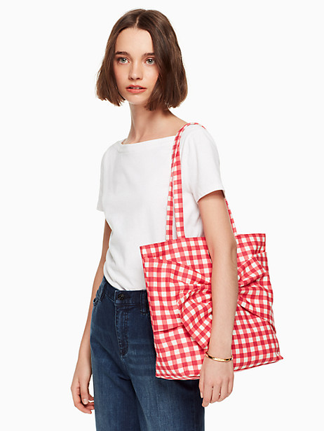 on purpose Canvas Tote by kate spade new york