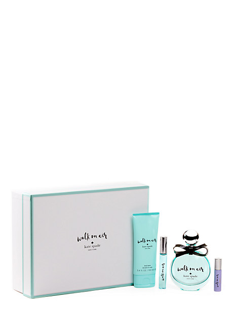 Kate Spade Walk On Air Gift Set, Blue