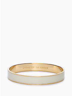 crème de la crème idiom bangle