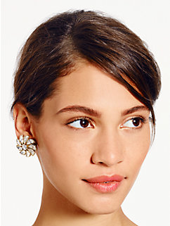glitter gala pinwheel studs by kate spade new york