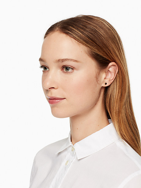 signature spade mini studs by kate spade new york