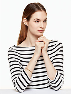 sailor's knot hinge bangle by kate spade new york