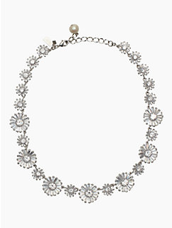 crystal gardens collar necklace by kate spade new york