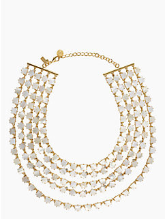 pearl cove bib necklace